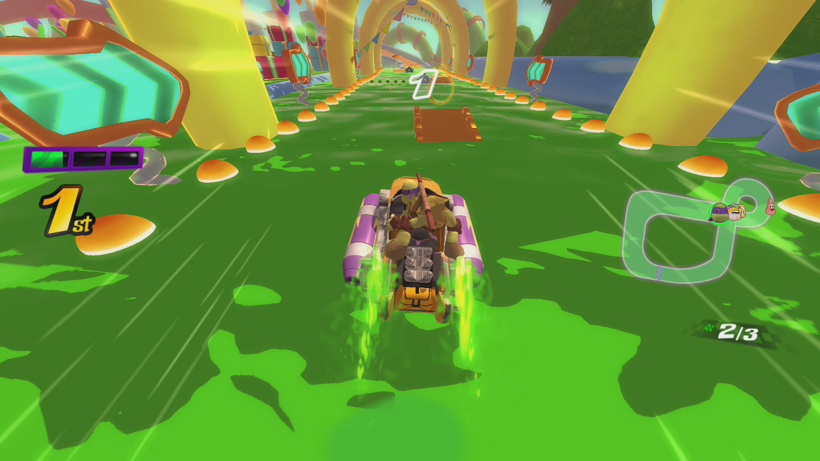 Nindie Spotlight: Review: Nickelodeon Kart Racers [Nintendo