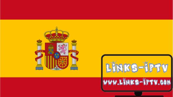 LISTA IPTV SPAIN