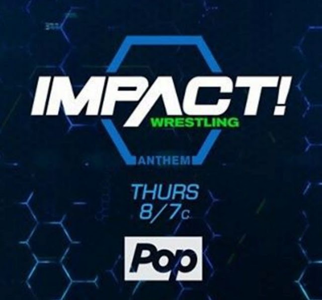 Check Out New Logo of TNA Impact Wrestling, Impact Wrestling has unveiled a new updated logo for their company. The above is the new logo of Impact Wrestling.