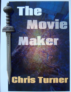 Portada del libro The Movie Maker, de Chris Turner