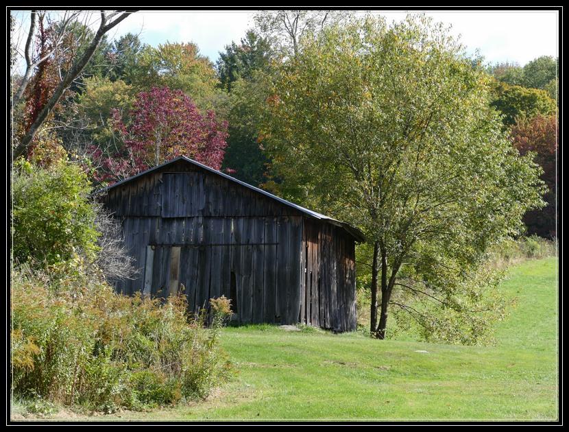Rural Vermont