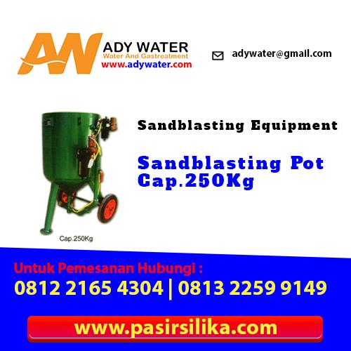 Sandblasting Untuk Dijual