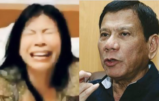 Mystica realize her mistake and apologize to Mayor Duterte