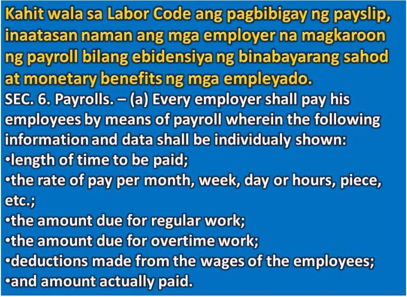 Report labor law violation