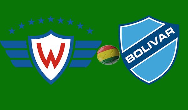 En vivo Wilstermann vs. Bolívar - Torneo Apertura 2018