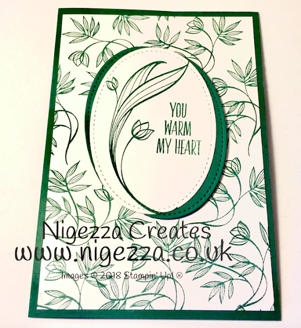 Lovely Wishes Stampin Up Nigezza Creates