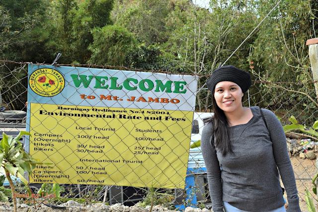 Mt Jumbo, Benguet