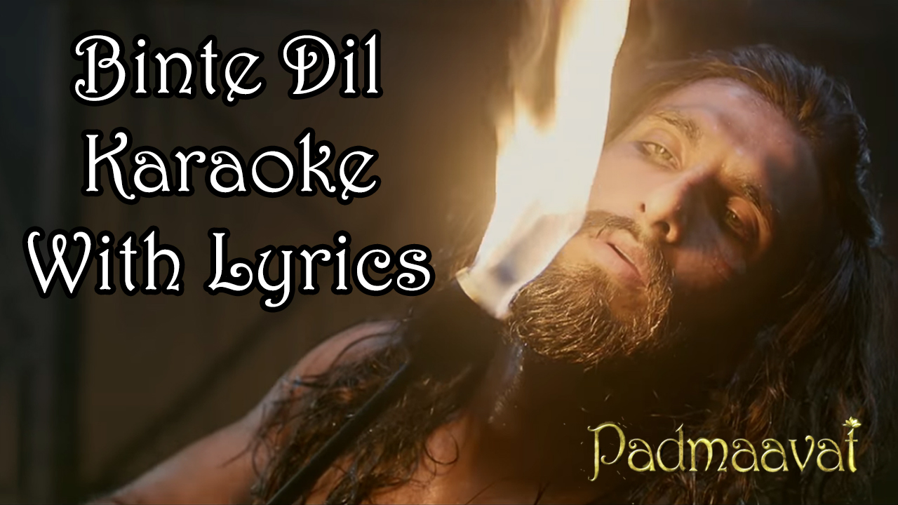 Top 12 Karaoke Hindi Songs With Lyrics Arijit Singh