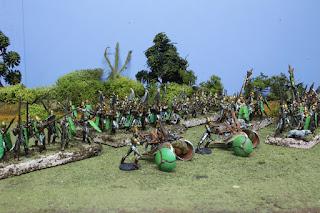 king of war : l'Armée des elfes.