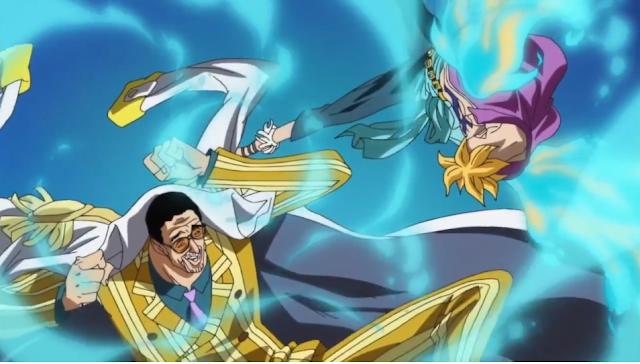 marco đấu tay đôi với đô đốc kirazu