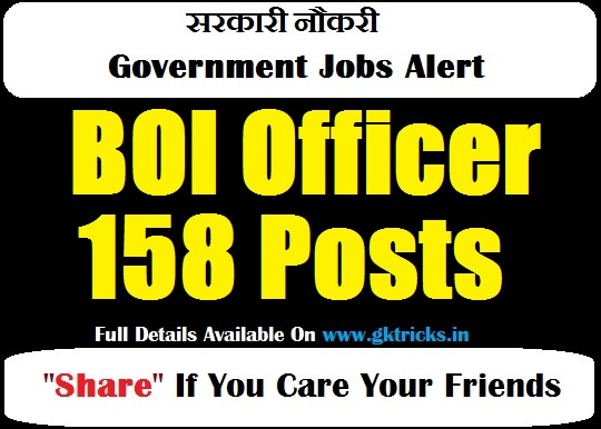 BOI Officers Notification 2018 | Graduate Level Jobs - Gktricks Jobs on application cartoon, application for rental, application meaning in science, application database diagram, application for employment, application submitted, application for scholarship sample, application error, application clip art, application in spanish, application service provider, application approved, application to join motorcycle club, application template, application to join a club, application to date my son, application insights, application to be my boyfriend, application trial, application to rent california,