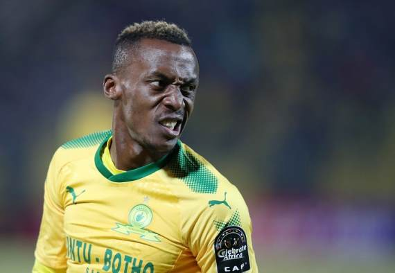 Former Mamelodi Sundowns attacker Yannick Zakri