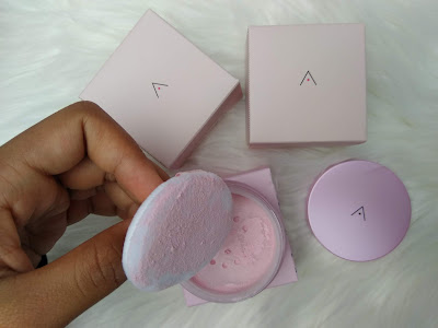 althea korea, althea korea malaysia, althea angels, welcome gift box, petal velvet powder