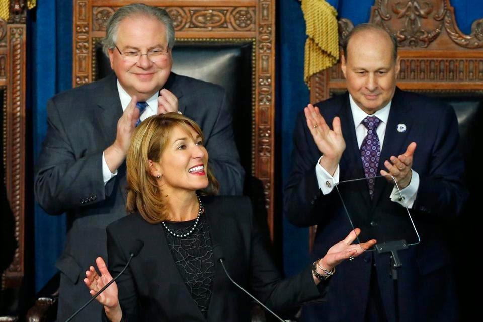Jonathan Melle on Politics: Amherst Senator Stan Rosenberg ...
