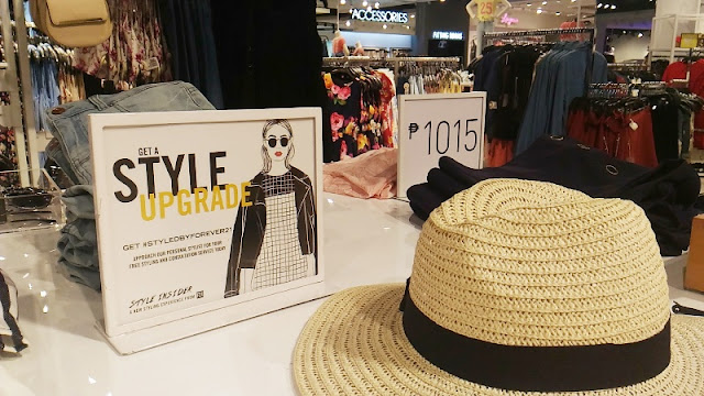 Forever21 Style Insider, Forever 21 personal styling services,