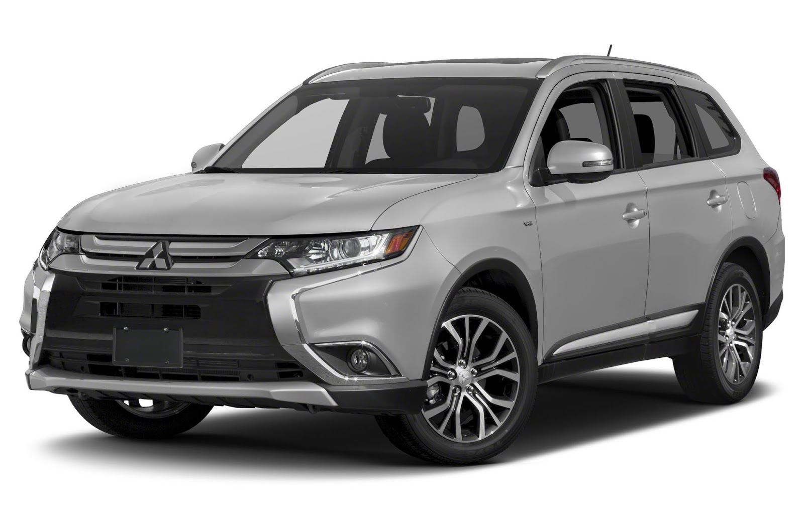 2020TECH: What We Have On The 2017 Mitsubishi Outlander V-6 AWD Vehicle