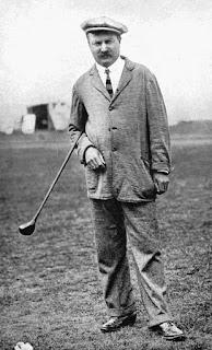 Golfer Arnaud Massy