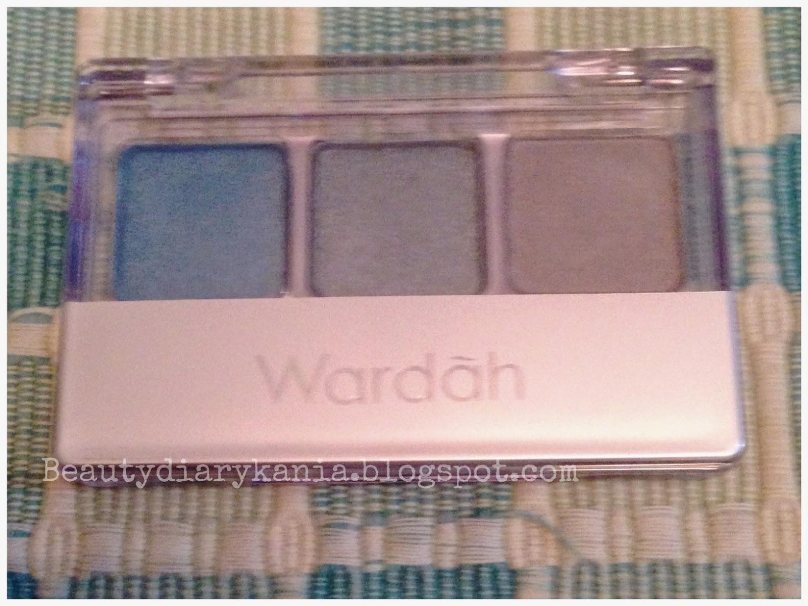 Beauty Diary Kania: Review Wardah Lip Palete & Wardah Eye