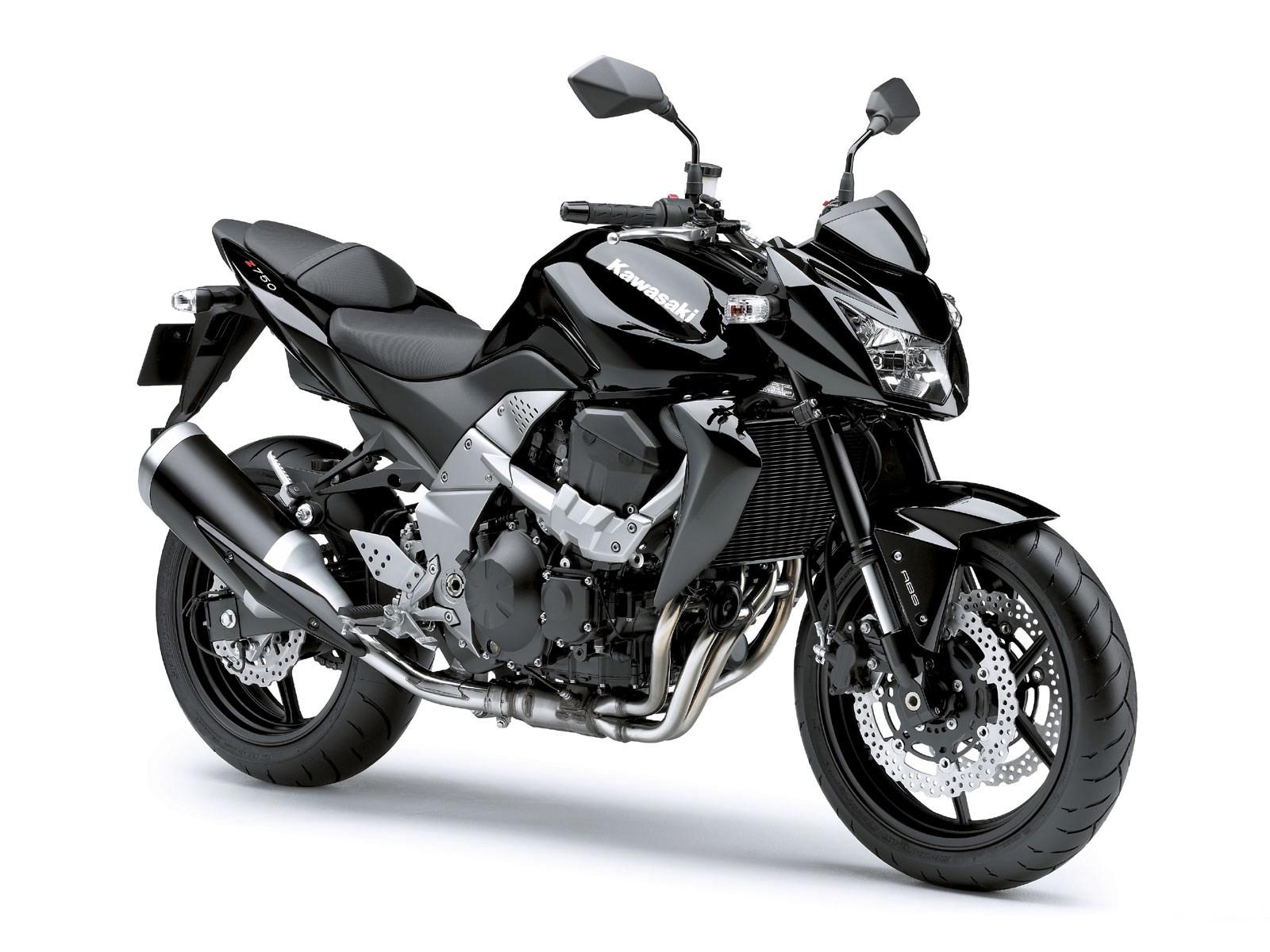 motorcycle big bike: 2009 kawasaki z750