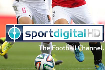 Sportdigital HD - Astra Frequency