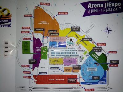 Zona Parkir PRJ