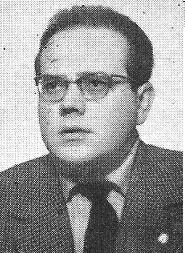 El ajedrecista Miguel González-Gay Doménech