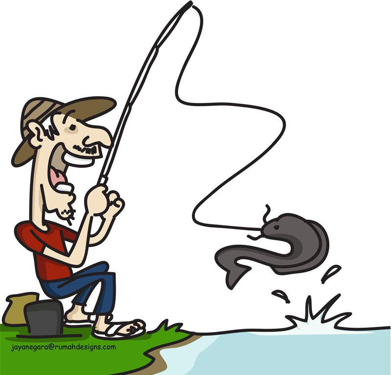 Unduh 61 Gambar Animasi Menjala Ikan HD Terbaru