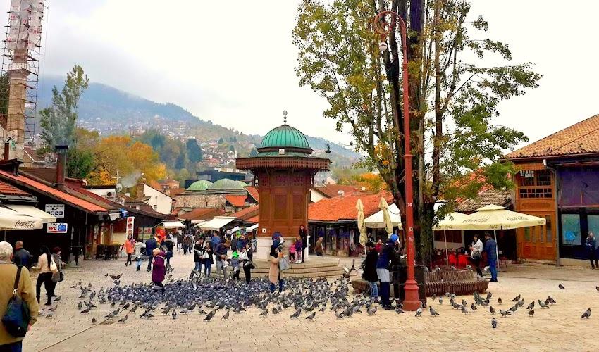3-4 Gün Kendime Zaman Ayırayım Diyenler Buraya: İşte Saraybosna!