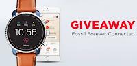 Castiga un ceas Fossil Gen 4 Smartwatch Q Explorist - concurs - castiga.net