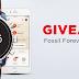 Castiga un ceas Fossil Gen 4 Smartwatch Q Explorist
