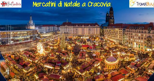 Foto Mercatini di Natale a Cracovia