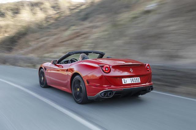 2016 Ferrari California T Handling Speciale