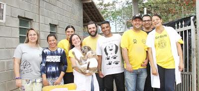GPA com inscrições abertas para campanha de castração do sábado 11/11