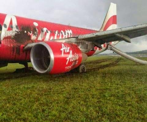 AirAsia: Pesawat AK 5671 tidak terhempas di KLIA