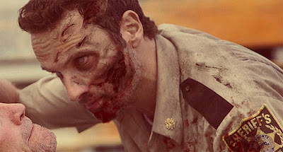 Andrew Lincoln, Rick Grimes in The Walking Dead
