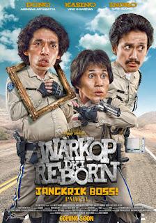 Warkop DKI Reborn Jangkrik Boss Part: 1