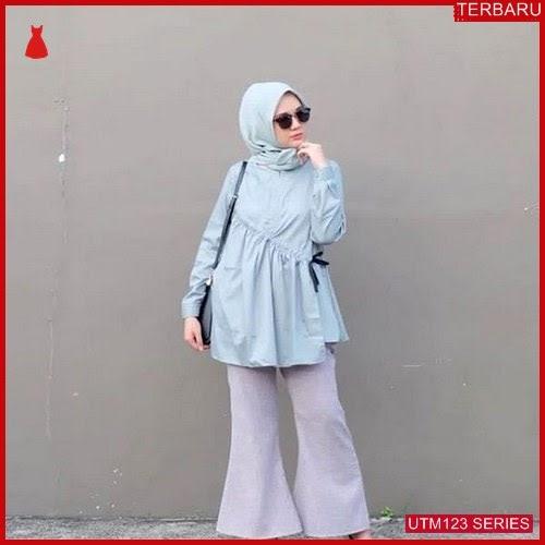 UTM123N36 Baju Nanda Muslim Blouse UTM123N36 07B | Terbaru BMGShop
