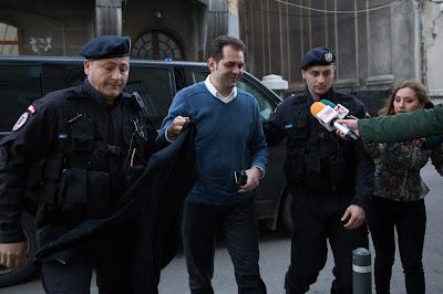 Antal Árpád, DNA, hivatali visszaélés, korrupció, Tractebel Engineering SA