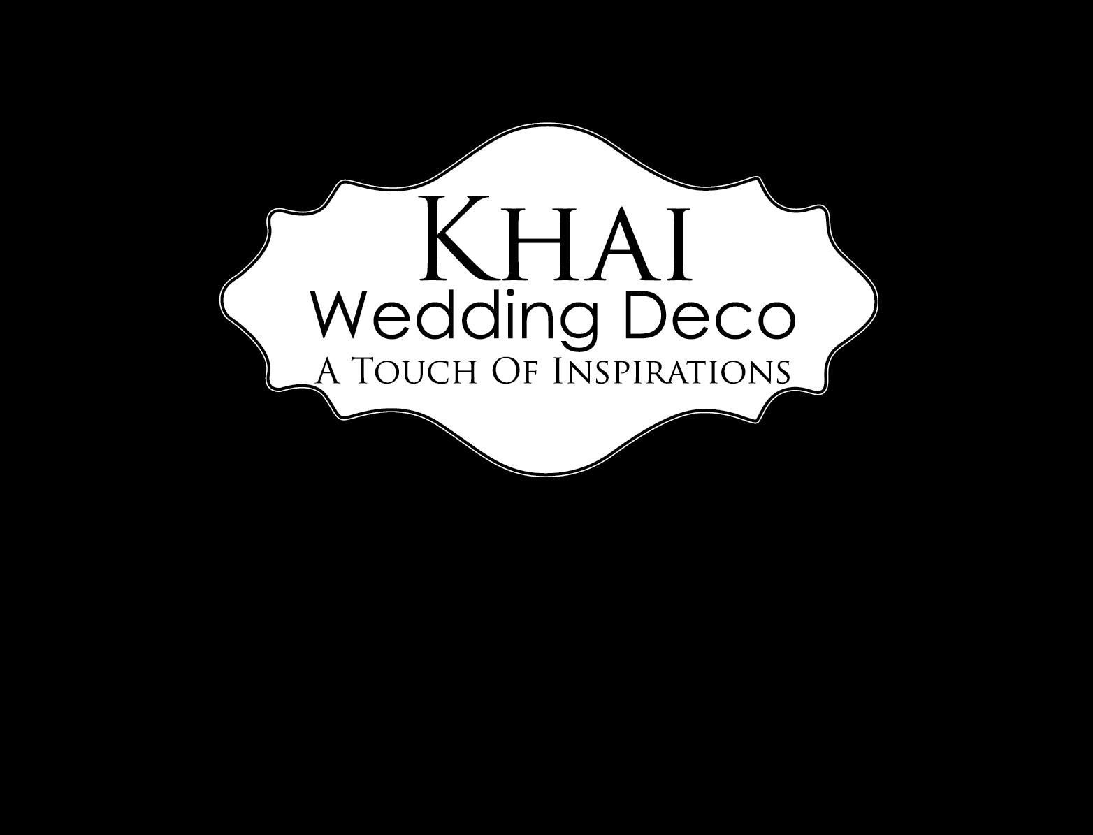 BLACK BOW DIARIES: KHAI WEDDING DECO