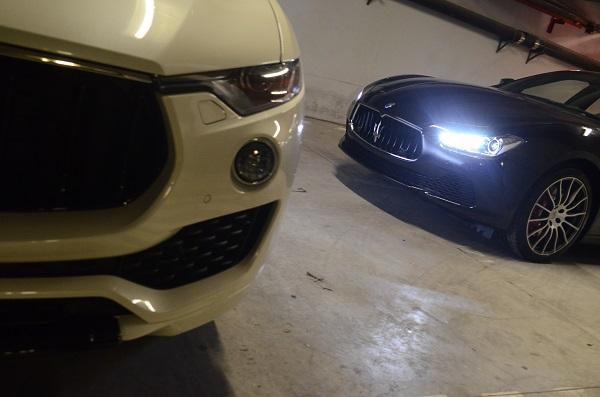 Maserati Levante y Maserati Ghibli