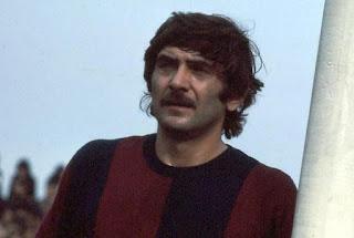 Un inedito Bulgarelli con i baffi, anni '70.