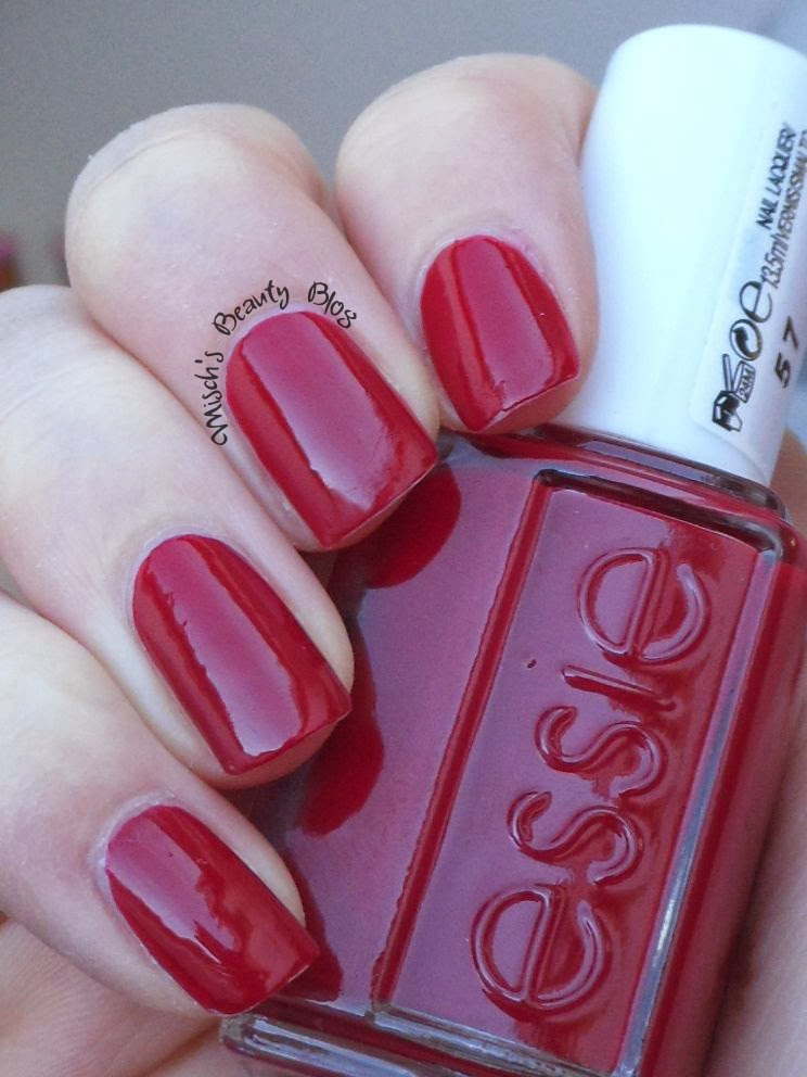 Misch S Beauty Blog Notd January 10th Essie Forever Yummy