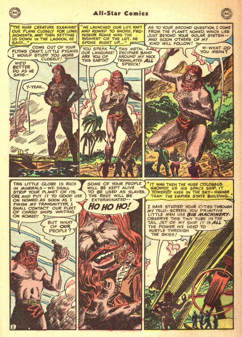 Read online All-Star Comics comic -  Issue #46 - 45