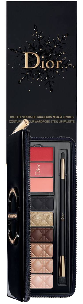 Dior Couture Colour Wardrobe Eye & Lip Palette