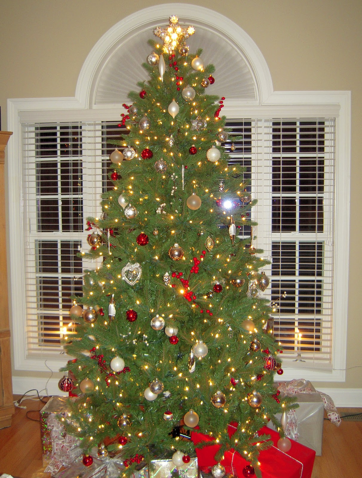 Professionally Decorated Christmas Trees