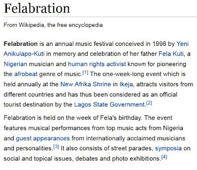 https://en.wikipedia.org/wiki/Felabration