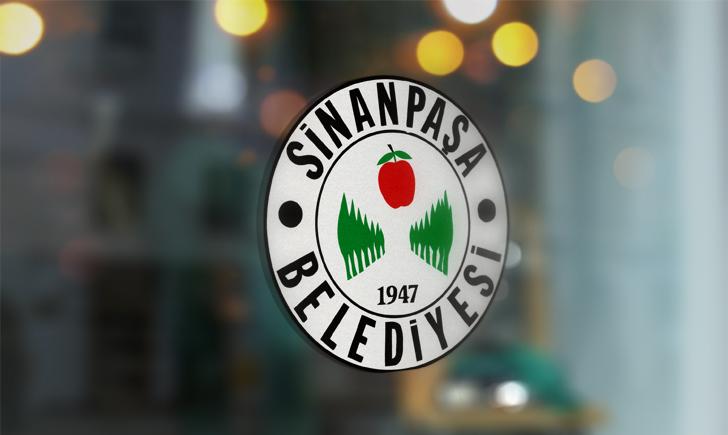 Afyon Sinanpaşa Belediyesi Vektörel Logosu