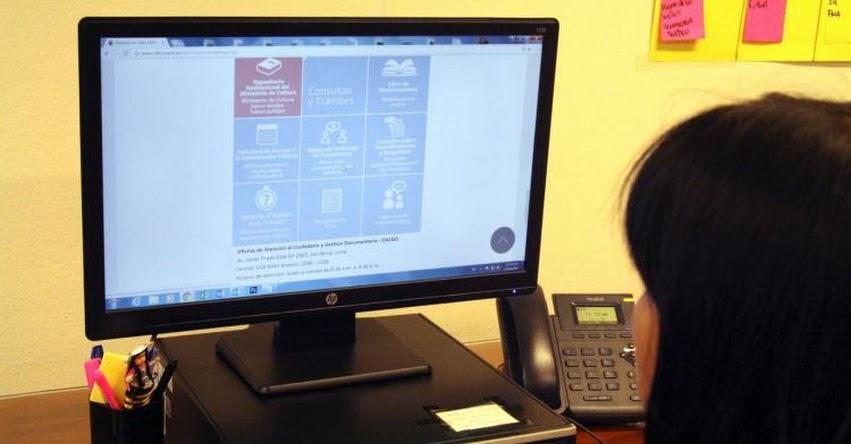 Ministerio de Cultura habilita plataforma virtual para los ciudadanos quechuablantes