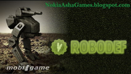 Robodef pro 240x400 touchscreen java games free download for nokia.