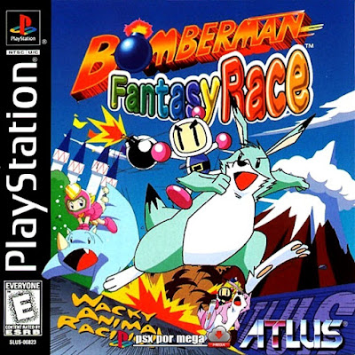 descargar bomberman fantasy race psx mega